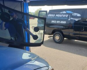 Glass Masters, Windshield Replacement, Back windshield Replacement
